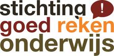 Logo Stichting Goed Rekenonderwijs